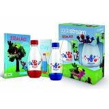 Dětský set SodaStream Žížaláci 2 lahve + dárky