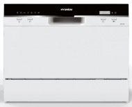 Stolní myeka nádobí Hyundai DTC657DW8 bílá
