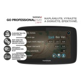 Navigace TomTom GO Professional 520 EU, Wifi, LIFETIME mapy