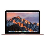 "Ntb Apple Macbook 12\'\' 256 GB - rose gold m3-8GB, 256GB, 12"", 2304x1440, bez mechaniky, Intel HD 615, BT, CAM, macOS Sierra"