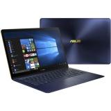 "Ntb Asus UX490UA-BE029T i5-7200U, 8GB, 256GB, 14"", Full HD, bez mechaniky, Intel HD 620, BT, FPR, CAM, W10  - modrý"