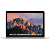 "Ntb Apple Macbook 12\'\' 256 GB - gold m3-8GB, 256GB, 12"", 2304x1440, bez mechaniky, Intel HD 615, BT, CAM, macOS Sierra"