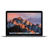 "Ntb Apple Macbook 12\'\' 256 GB - space gray m3-8GB, 256GB, 12"", 2304x1440, bez mechaniky, Intel HD 615, BT, CAM, macOS Sierra"