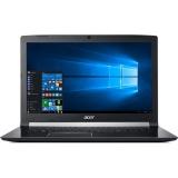 """Ntb Acer Aspire 7 (A717-71G-75E0) i7-7700HQ, 8GB, 128+1000GB, 17.3"""", Full HD, bez mechaniky, nVidia GTX 1050 Ti, 4GB, BT, FPR, CAM, W10 Home  - černý"""