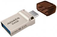 Flash USB ADATA UC360 64GB USB 3.1 - zlatý