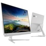 """Počítač All In One Lenovo IdeaCentre AIO 520S-23IKU Touch 23"""",1920 x 1080,dotykovýPentium 4415U, 4GB, 1TB, bez mechaniky, HD, W10 Home - stříbrný"""
