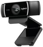Webkamera Logitech C922 Pro Stream - černá