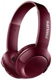 Sluchátka Philips SHB3075RD - červená