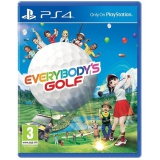 Hra Sony PlayStation 4 Everybody\'s Golf