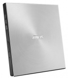 Externí DVD mechanika Asus SDRW-08U7M-U slim - stříbrná