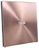 Externí DVD mechanika Asus SDRW-08U5S-U slim - růžová