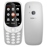 Mobilní telefon Nokia 3310 (2017) Single SIM - šedý