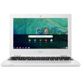 "Ntb Acer Chromebook 11 (CB3-132-C3XJ) Celeron N3160, 4GB, 32GB, 11.6"", HD, bez mechaniky, Intel HD, BT, CAM, Chrome OS  - bílý"