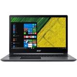 """Ntb Acer Swift 3 (SF315-41G-R007) R5-2500U, 8GB, 128GB, 15.6"""", Full HD, bez mechaniky, AMD RX 540, 2GB, BT, FPR, CAM, W10 Home  - šedý"""