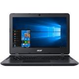 """Ntb Acer Aspire 1 (A111-31-C1GR) Celeron N4000, 4GB, 64GB, 11.6"""", HD, bez mechaniky, Intel UHD 600, BT, CAM, W10 S  - černý"""