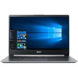 "Ntb Acer Swift 1 (SF114-32-P1RE) Pentium Silver N5000, 4GB, 128GB, 14"", Full HD, bez mechaniky, Intel UHD 605, BT, FPR, CAM, W10 S  - stříbrný"