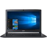 """Ntb Acer Aspire 5 (A515-51G-84C1) i7-8550U, 4GB, OPT 16 GB, 1000 + 16 GB, 15.6"""", Full HD, bez mechaniky, nVidia MX150, 2GB, BT, CAM, W10 Home  - černý"""