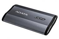 SSD externí ADATA ASE730 512GB - titanium