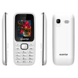Mobilní telefon Aligator D200 Dual Sim - černý/bílý