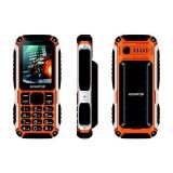 Mobilní telefon Aligator R30 eXtremo - černý/oranžový