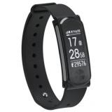 Fitness náramek Aligator Q-Band Q-68HR - černé