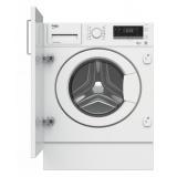 Pračka/sušička Beko HITV 8733 B0 vestavná