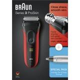 Holicí strojek Braun Series 3-3030s + EN10