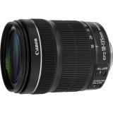 Objektiv Canon EF-S 18-135mm f/3.5 - 5.6 IS STM + EW73B + LC kit