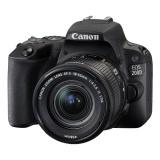 Fotoaparát zrcad. Canon EOS 200D + EF18-55 IS STM