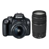 Zrcad. Canon EOS 4000D + 18-55 DC III + 75-300