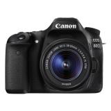 Zrcadlovka Canon EOS 80D + 18-55 IS STM