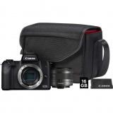 CSC fotoaparát Canon EOS M50 + M 15-45 IS STM + VUK