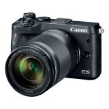 CSC fotoaparát Canon EOS M6 + EF-M 18-150 IS STM
