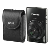 Fotoaparát Canon IXUS 190 + orig.pouzdro, černý
