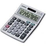 Kalkulačka Casio MS 100 B - šedá