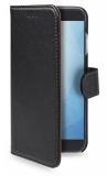 Pouzdro na mobil flipové Celly Wally pro Xiaomi Mi A1 - černé