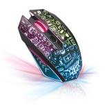 Myš Connect IT Doodle 2 Wireless/ optická / 6 tlačítek / 2400dpi - černá