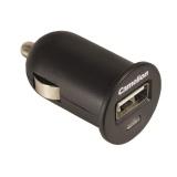 Adaptér do auta Camelion DD80 USB - černý