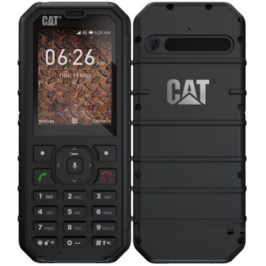 Mobilní telefon Caterpillar B35 4G Dual SIM - černý