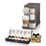 Espresso DeLonghi Nespresso EN500.BW Lattissima