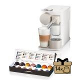 Espresso DeLonghi Nespresso EN500.W Lattissima