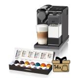 Espresso DeLonghi Nespresso EN560.B Lattissima Touch