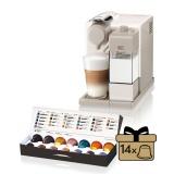 Espresso DeLonghi Nespresso EN560.W Lattissima Touch