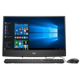 "Počítač All In One Dell Inspiron AIO 3277 21.5"",1920 x 1080,i3-7130U, 4GB, 1TB, bez mechaniky, HD 620, Win10 Pro - černý"