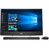"Počítač All In One Dell Inspiron AIO 3477 Touch 23,8"",1920 x 1080,dotykovýi5-7200U, 8GB, 1TB, bez mechaniky, HD 620, Win10 Pro - černý"