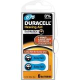 Baterie do naslouchadel Duracell Duralock DA675, blistr 2ks