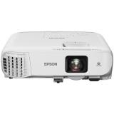 Projektor Epson EB-980W 3LCD, WXGA, LAN, 16:10,