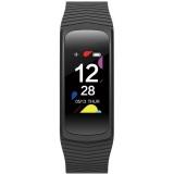 Fitness náramek Evolveo FitBand B3 pro měření krevního tlaku a tepové frekvence - černý