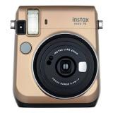 Fotoaparát Fujifilm Instax mini 70 zlatý