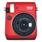 Fotoaparát Fujifilm Instax mini 70 červený